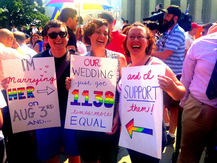 OutsideSCOTUS_DOMA_LGBT