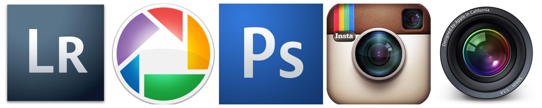 PhotoEditingApps_Lightroon_Picasa_Photoshop_Instagram_Aperture