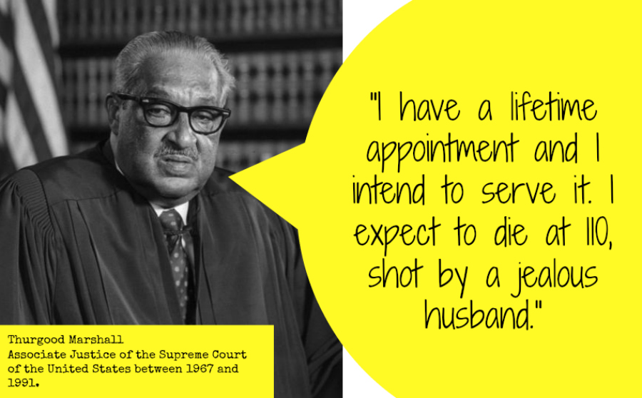 ThurgoodMarshall_SCOTUS_die_at_110_lifetime_appointment