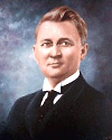 Arthur Andersen (1885-1947) was one of the founders of the firm that came to be known as Arthur Andersen & Co. in 1918.