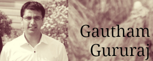 Gautham_Gururaj_author