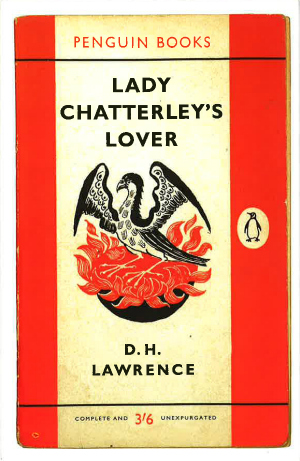 D.H. Lawrence's classic novel, the subject of controversy in Ranjit Udeshi's case.