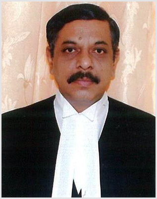 Ravi B. Naik is a former High Court judge, and is currently a Senior Advocate based in Bangalore.