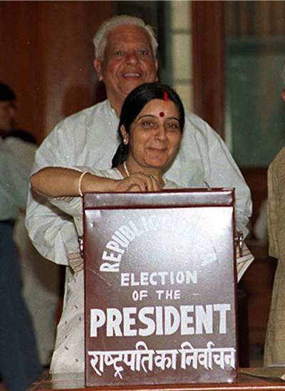 what is indirect election