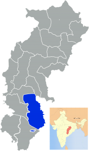 Chattisgarh's Bastar district