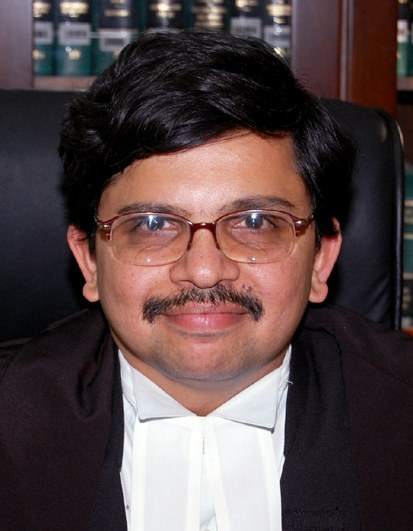Justice S. Muralidhar Image above from the website of the Delhi High Court.
