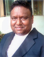 Justice Indrajit Mohanty Image above is from the website of the Orissa High Court.