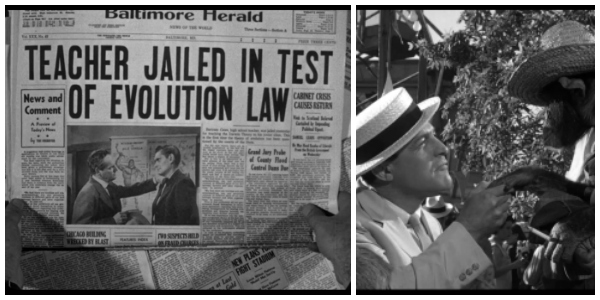 Scenes from Inherit The Wind (1960)