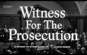 WitnessFortheProsecution